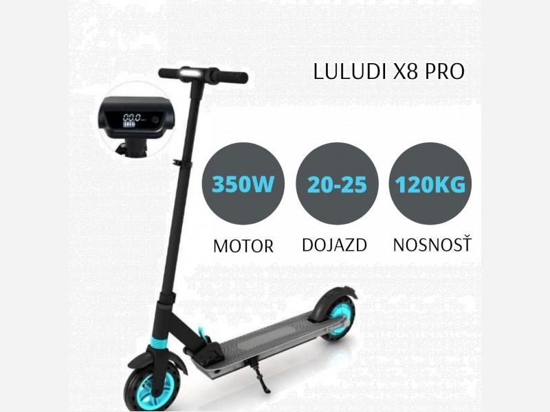 Luludi X8 PRO M