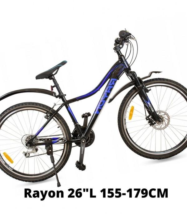 Rayon 26 L Modrý