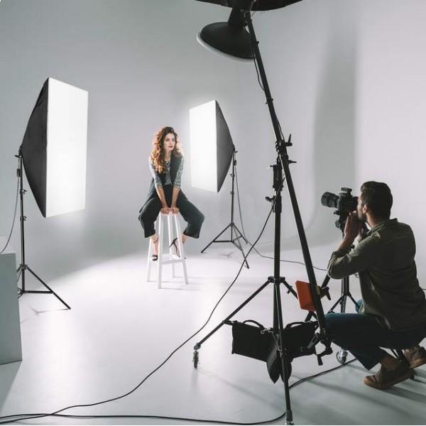 Osvetlenie fotografické štúdio