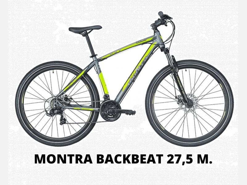 "MONTRA BACKBEAT 27,5 ""M"