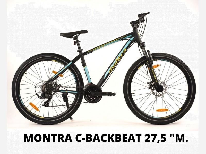 "MONTRA C-BACKBEAT 27,5 ""M"